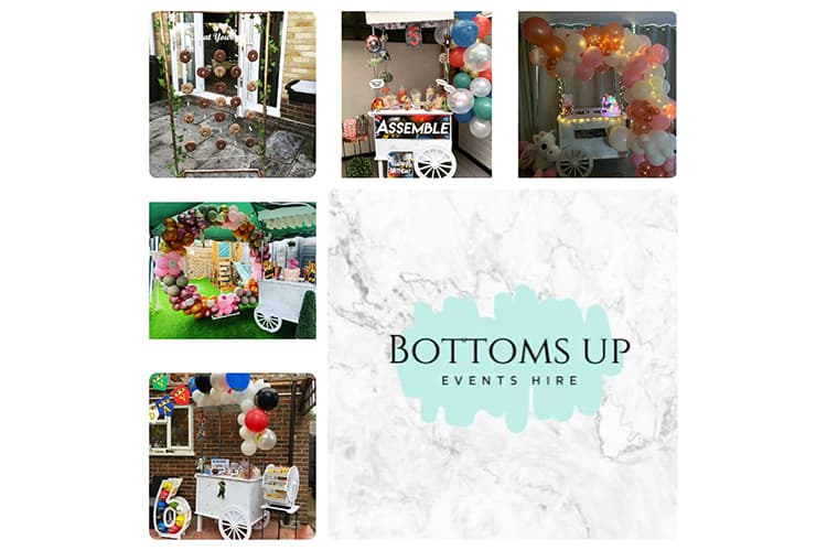 Bottoms Up Events Hire